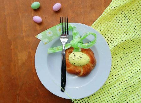 Segnaposto dolce di Pasqua (Tarallo) ^__^