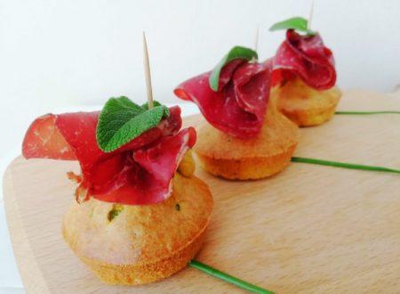 Muffin salati al Parmigiano ^__^