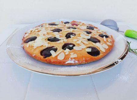 Torta morbida all'uva ^__^