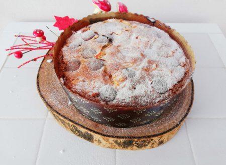 Cake con agrumi, gocce di Cioccolato e Liquore Strega (Gusto Lupacchioli)