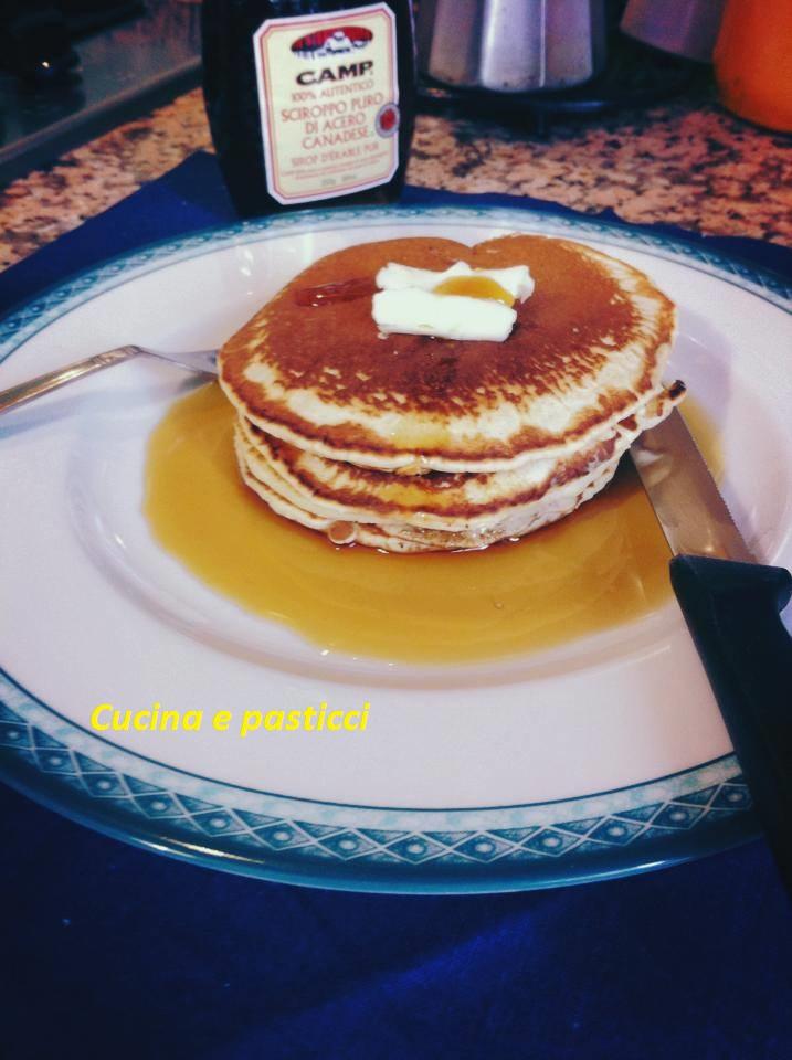 Pancake cucina e pasticci - Cucina e pasticci ...