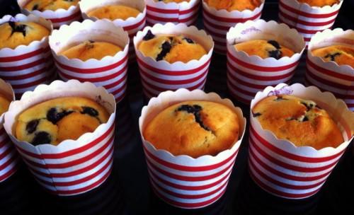 Muffin con ricotta e mirtilli cucina e pasticci - Cucina e pasticci ...