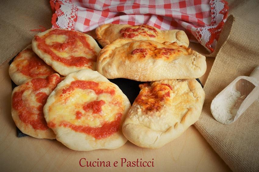 Calzoni e Pizze