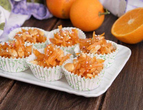 Aranzada dolci sardi