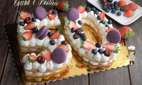 Cream tart torta numero