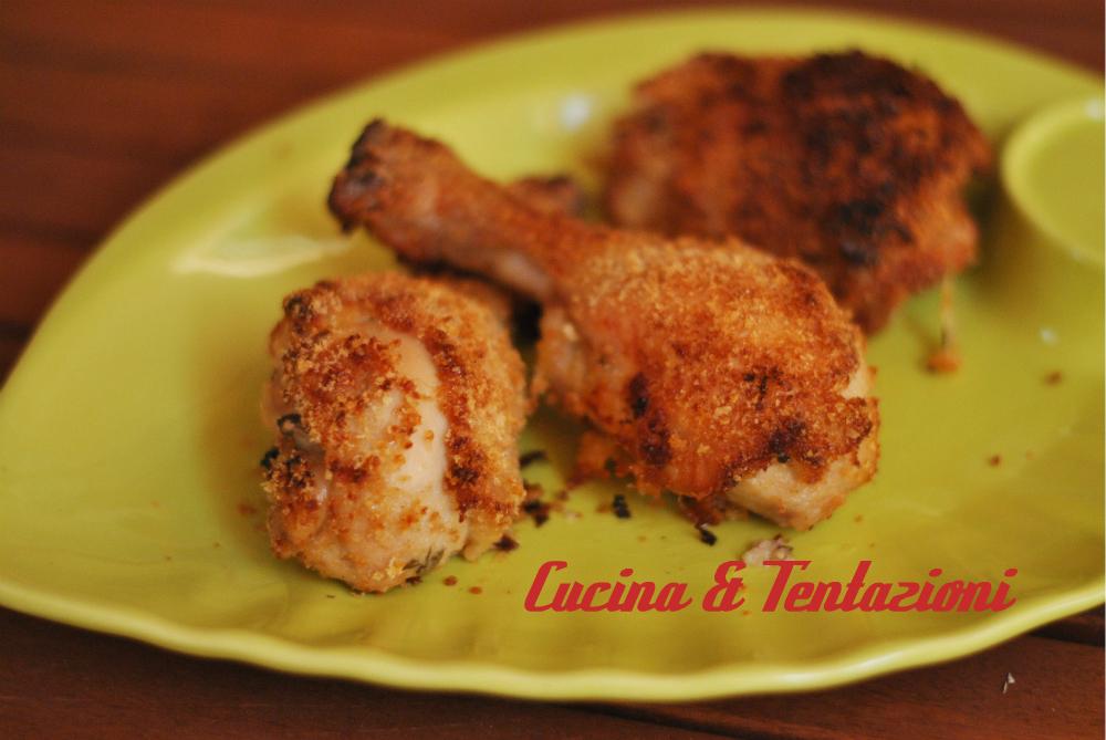Pollo al limone Croccante (dietetico)