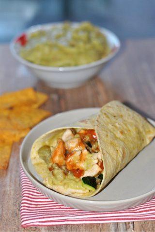 cena messicana