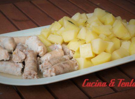 Salsiccia e patate Bimby