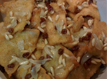 Pollo in agrodolce (piatto freddo – simil saòr)