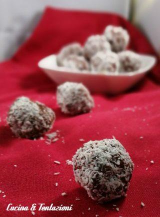 cioccolatini con mascarpone