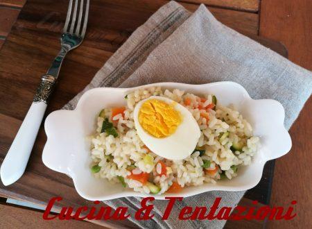 insalata di riso (pentola o bimby)