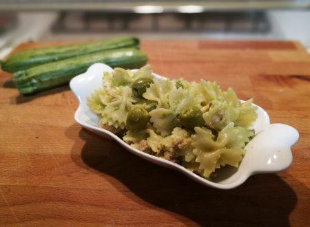 Insalata di pasta verde!