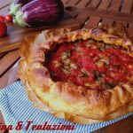 Torta salata di parmigiana