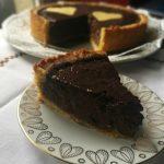 Torta pasquale cioccolato riso e ricotta