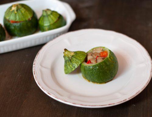 Zucchine tonde Veg