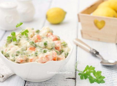 Insalata russa archives cucina facile con elena - Cucina con elena ...