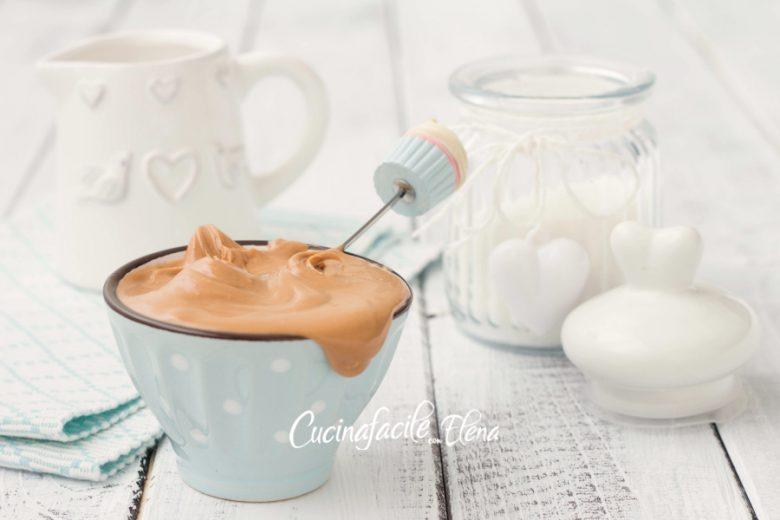 Dulce de leche o crema Mou