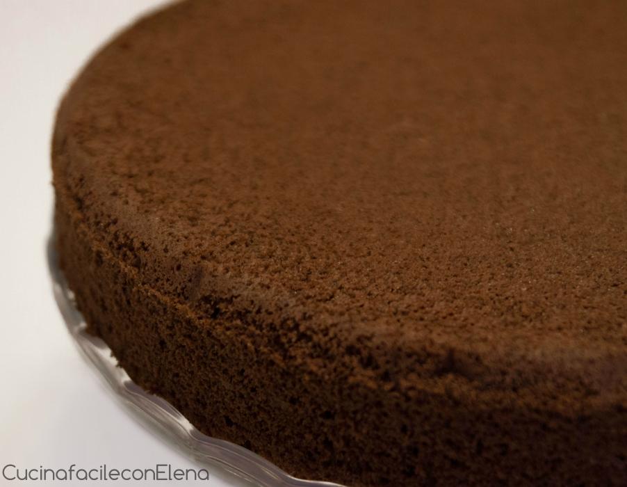 Ricetta Pan Di Spagna Al Cioccolato Di Benedetta.Pan Di Spagna Al Cioccolato Ricetta Base