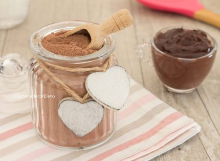 Preparato per cioccolata calda (anche al microonde)