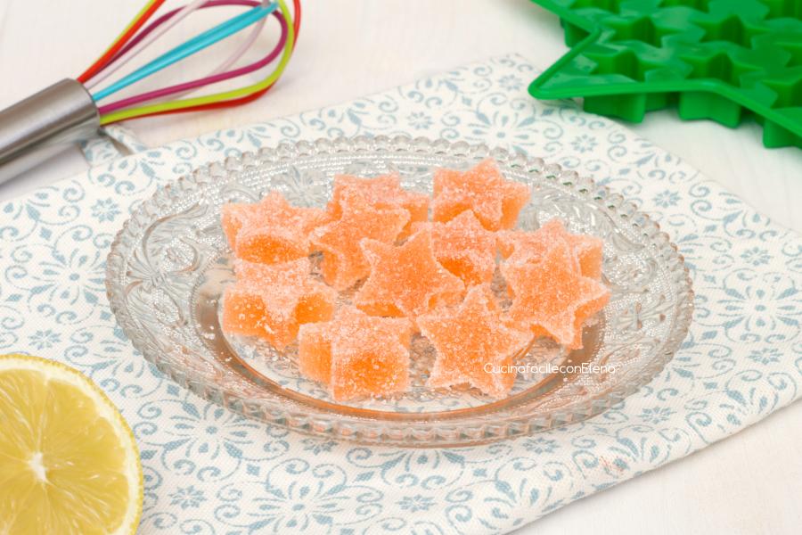 Caramelle gommose alla frutta ricetta per prepararle in casa - Casa di caramelle ...