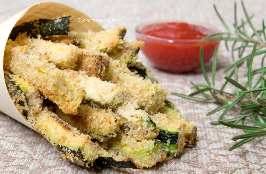 Stick di zucchine al forno ricetta veloce e leggera for Cucinare qualcosa di veloce