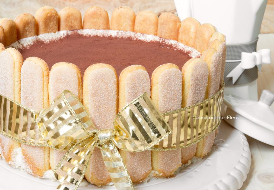 Famoso Torta Tiramisu | Ricetta facile e golosa, senza cottura EH22