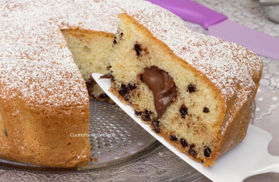 Torta Cookie Soffice Ricetta Golosissima E Veloce