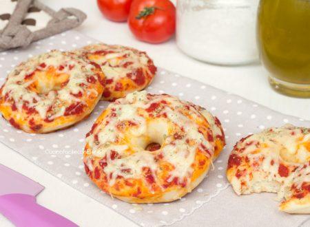 Ciambelline alla pizza