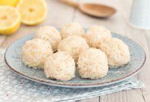 Polpette fredde di riso al tonno e limone