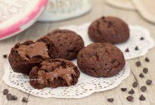 Cookies cioccolato e Nutella