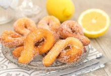Fiocchetti al limone