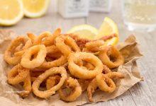 Calamari fritti perfetti velocissimi