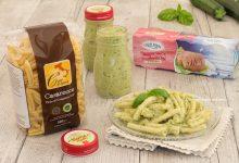 Pesto tonno e zucchine