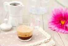 Caffè freddo cremoso in bottiglia