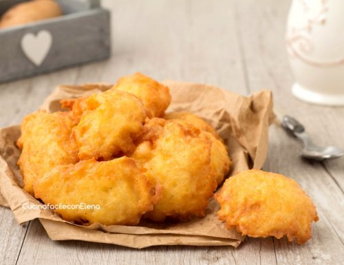Nuvolette di patate sofficissime