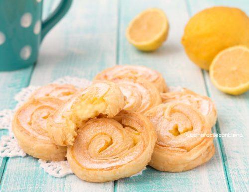 Girelle cremose al limone