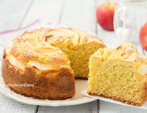 Torta mele e cocco