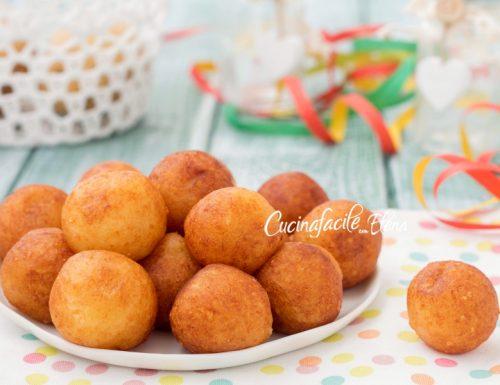 Castagnole di patate