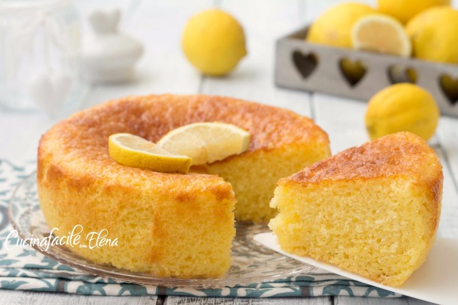 Torta limonetta