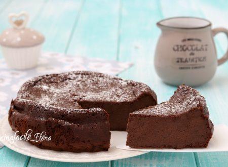 Gateau al cioccolato
