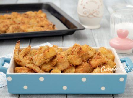Pollo con patate e finocchi