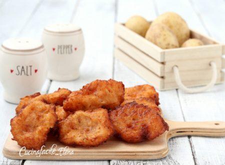 Frittelle di patate al pomodoro