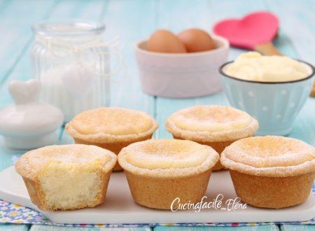 Mini cheesecake al forno