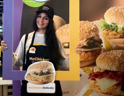 Sono arrivate le McChicken Variation di McDonald's e GialloZafferano!