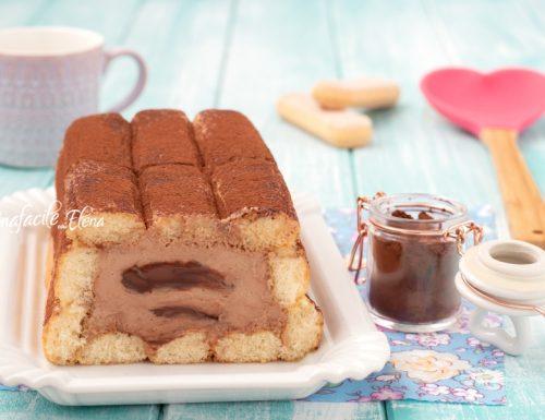 Semifreddo cioccolato e Nutella