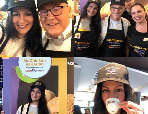 Una giornata da McDonald's!