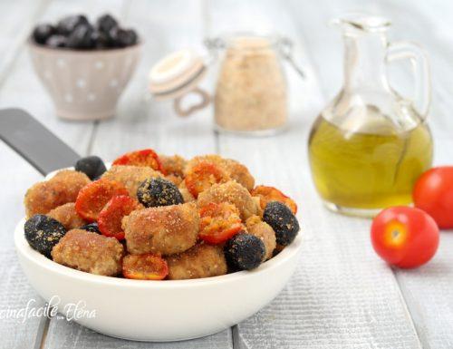 Salsiccia alla mediterranea