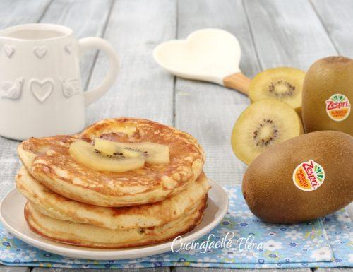 Pancake ai kiwi