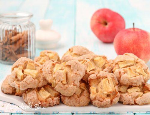 Biscotti mele e cannella