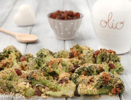 Broccoli alla Siciliana